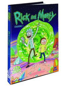 Rick and Morty - DVD  - Stagione 1 - thumb - MediaWorld.it