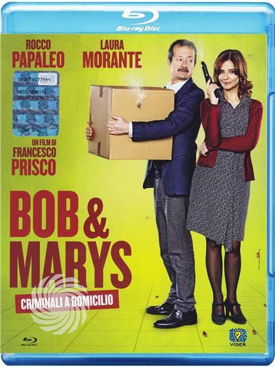 BOB & MARYS - CRIMINALI A DOMICILIO - Blu-Ray - thumb - MediaWorld.it