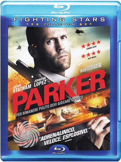 Parker - Blu-Ray - thumb - MediaWorld.it
