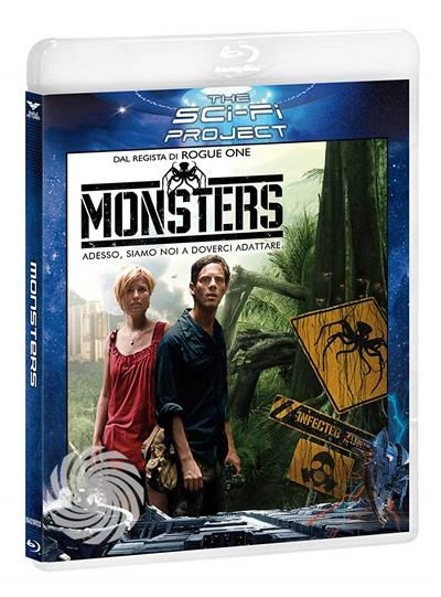 Monsters - Blu-Ray - thumb - MediaWorld.it