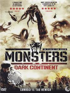Monsters - Dark continent - DVD - thumb - MediaWorld.it