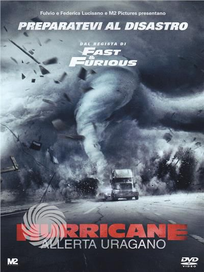 HURRICANE - ALLERTA URAGANO - DVD - thumb - MediaWorld.it