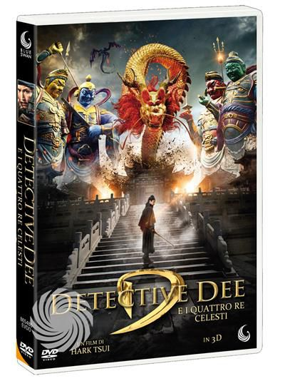 DETECTIVE DEE E I QUATTRO RE CELESTI - DVD - thumb - MediaWorld.it