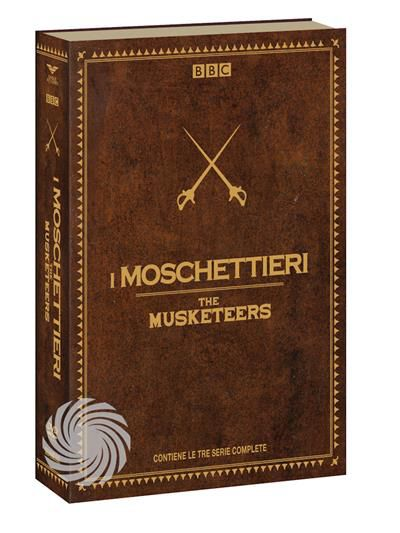 The musketeers - DVD  - Stagione 0 - thumb - MediaWorld.it