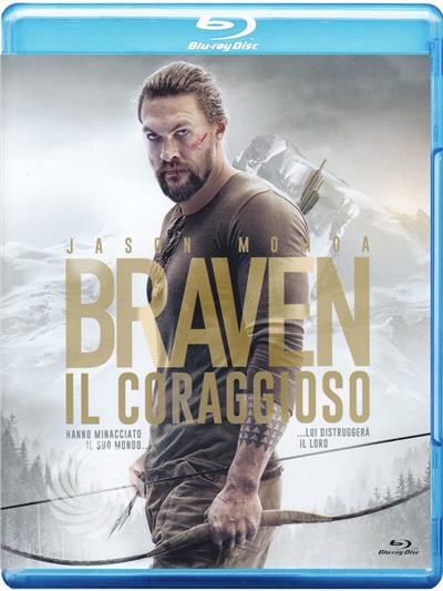 Braven - Il coraggioso - Blu-Ray - thumb - MediaWorld.it