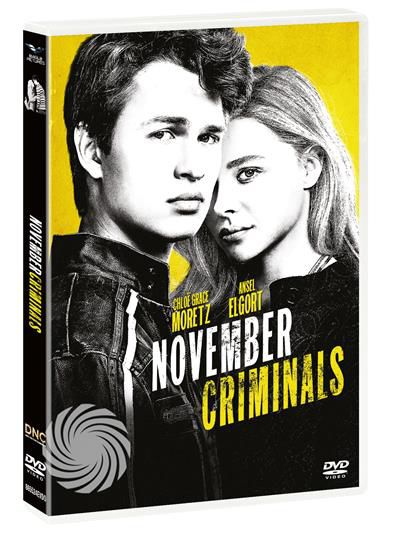 NOVEMBER CRIMINALS - DVD - thumb - MediaWorld.it