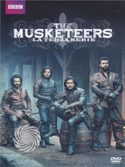 The Musketeers - DVD  - Stagione 3 - thumb - MediaWorld.it