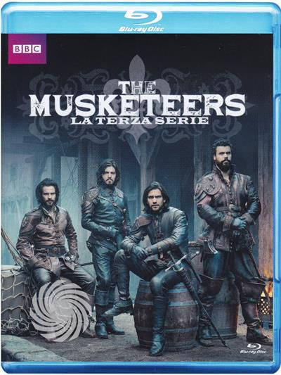 The Musketeers - Blu-Ray  - Stagione 3 - thumb - MediaWorld.it