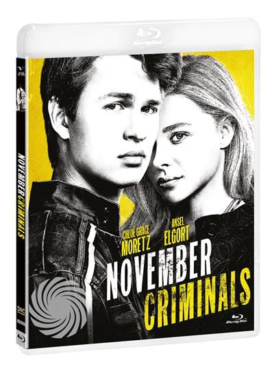 NOVEMBER CRIMINALS - Blu-Ray - thumb - MediaWorld.it