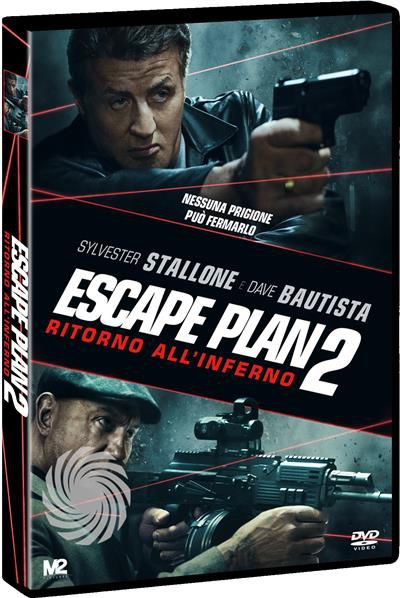 Escape plan 2 - Ritorno all'inferno - DVD - thumb - MediaWorld.it