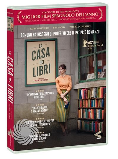 La casa dei libri - DVD - thumb - MediaWorld.it
