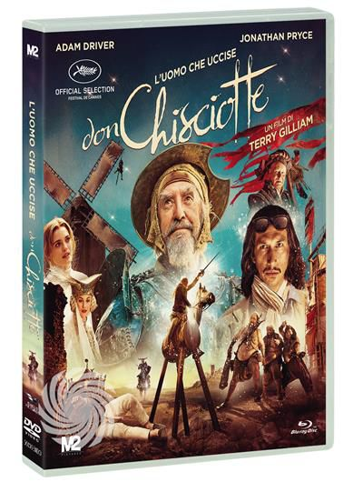 L'uomo che uccise Don Chisciotte - DVD - thumb - MediaWorld.it