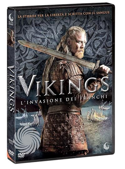 VIKINGS - L'INVASIONE DEI FRANCHI - DVD - thumb - MediaWorld.it
