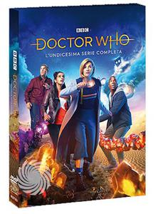 Doctor Who - DVD  - Stagione 11 - thumb - MediaWorld.it