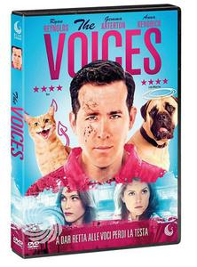 THE VOICES - DVD - thumb - MediaWorld.it