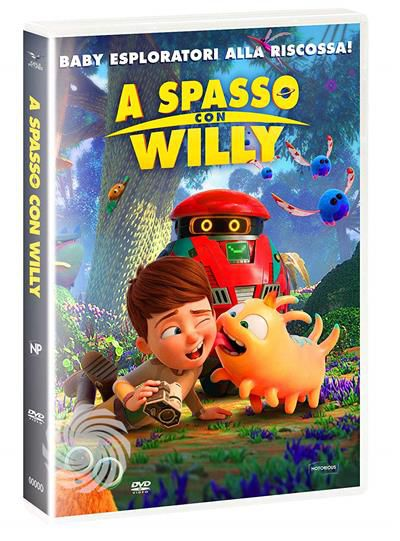 A SPASSO CON WILLY - DVD - thumb - MediaWorld.it
