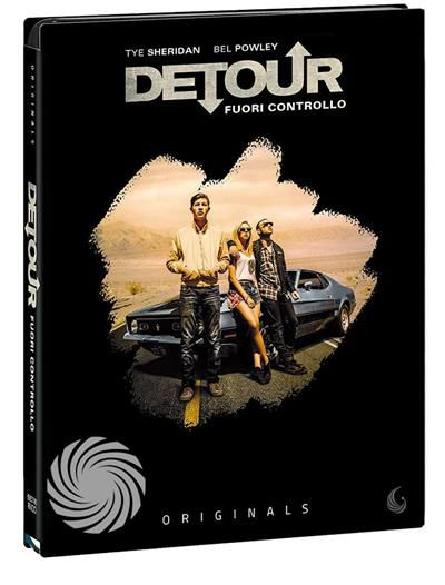 Detour - Fuori controllo - Blu-Ray - thumb - MediaWorld.it