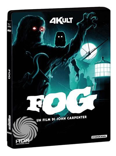 Fog - Blu-Ray  UHD - thumb - MediaWorld.it