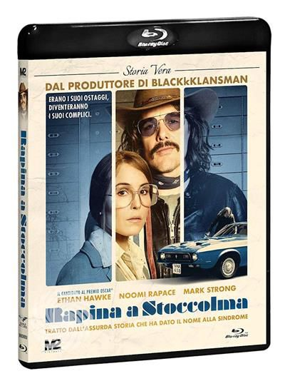 Rapina a Stoccolma - Blu-Ray - thumb - MediaWorld.it