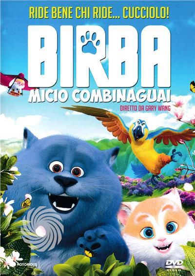 BIRBA - MICIO COMBINAGUAI - DVD - thumb - MediaWorld.it