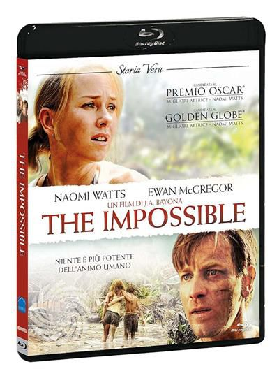 The impossible - Blu-Ray - thumb - MediaWorld.it