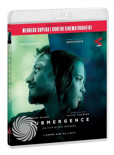 SUBMERGENCE - Blu-Ray - thumb - MediaWorld.it