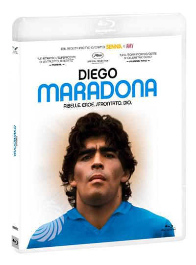 DIEGO MARADONA - Blu-Ray - thumb - MediaWorld.it
