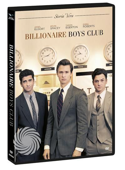 BILLIONAIRE BOYS CLUB - DVD - thumb - MediaWorld.it