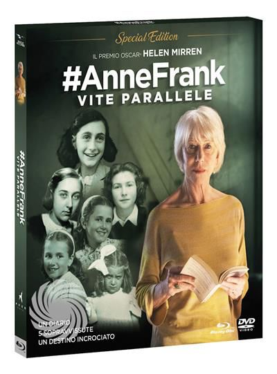 #ANNEFRANK - VITE PARALLELE - Blu-Ray - thumb - MediaWorld.it