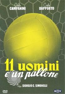 11 uomini e un pallone - DVD - thumb - MediaWorld.it