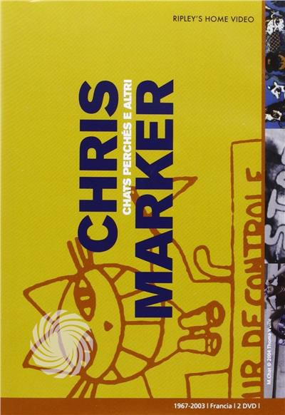 CHRIS MARKER - CHATS PERCHES E ALTRI - DVD - thumb - MediaWorld.it