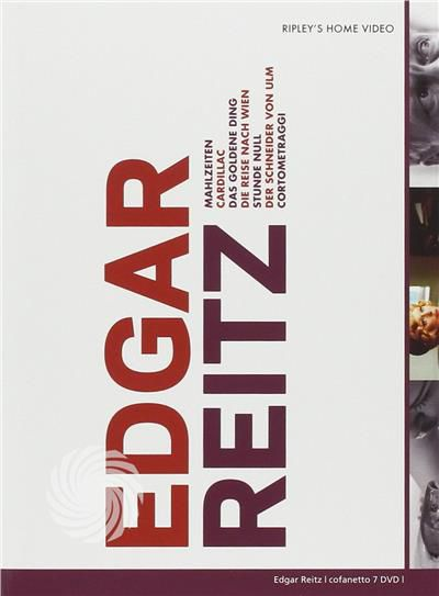 EDGAR REITZ COFANETTO - DVD - thumb - MediaWorld.it
