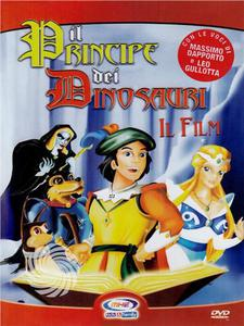 IL PRINCIPE DEI DINOSAURI - DVD - thumb - MediaWorld.it