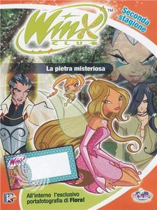 Winx club - La pietra misteriosa - DVD - Stagione 2 - thumb - MediaWorld.it