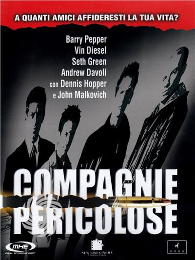 COMPAGNIE PERICOLOSE - DVD - thumb - MediaWorld.it