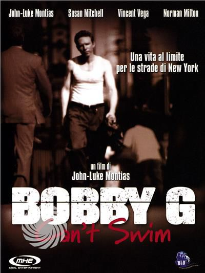 BOBBY G - CAN'T SWIM - DVD - thumb - MediaWorld.it