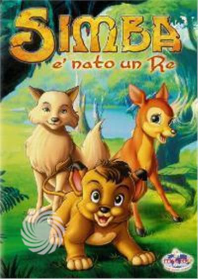 Simba - E' nato un re - DVD - thumb - MediaWorld.it