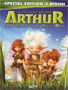 Arthur e la vendetta di Maltazard - DVD - thumb - MediaWorld.it