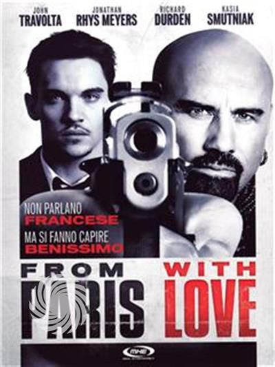 From Paris with love - DVD - thumb - MediaWorld.it