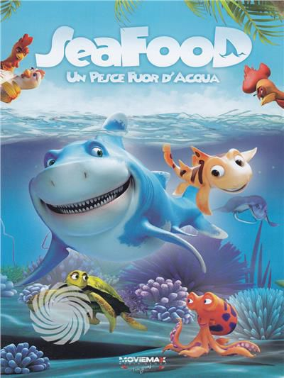 Seafood - Un pesce fuor d'acqua - DVD - thumb - MediaWorld.it