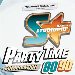 Various Artist - Radiostudiopiu Party Time 80-90 - CD - MediaWorld.it
