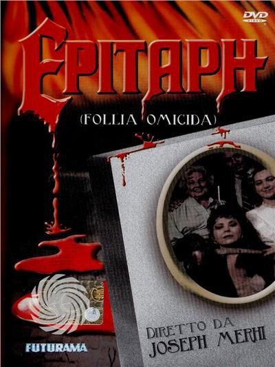 EPITAPH - FOLLIA OMICIDA - DVD - thumb - MediaWorld.it