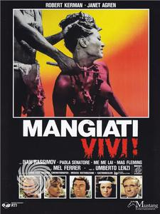 Mangiati vivi! - DVD - thumb - MediaWorld.it