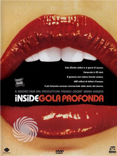 INSIDE GOLA PROFONDA - DVD - thumb - MediaWorld.it