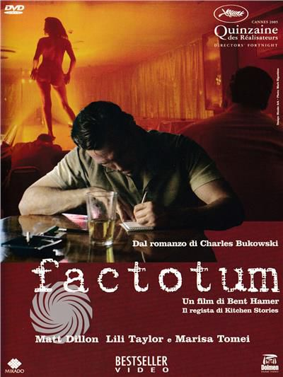 Factotum - DVD - thumb - MediaWorld.it