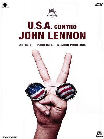 U.S.A. CONTRO JOHN LENNON - DVD - thumb - MediaWorld.it