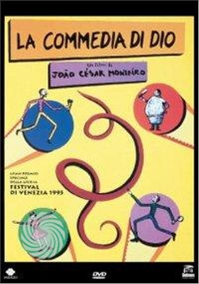 La commedia di Dio - DVD - thumb - MediaWorld.it