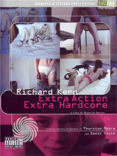 Richard Kern - Extra action extra hardcore - DVD - thumb - MediaWorld.it