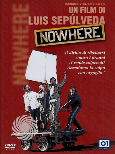 NOWHERE - DVD - thumb - MediaWorld.it
