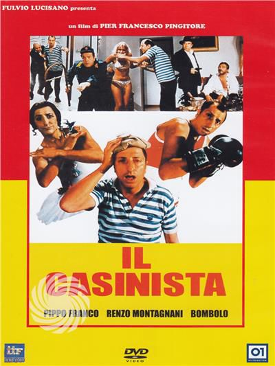 Il casinista - DVD - thumb - MediaWorld.it